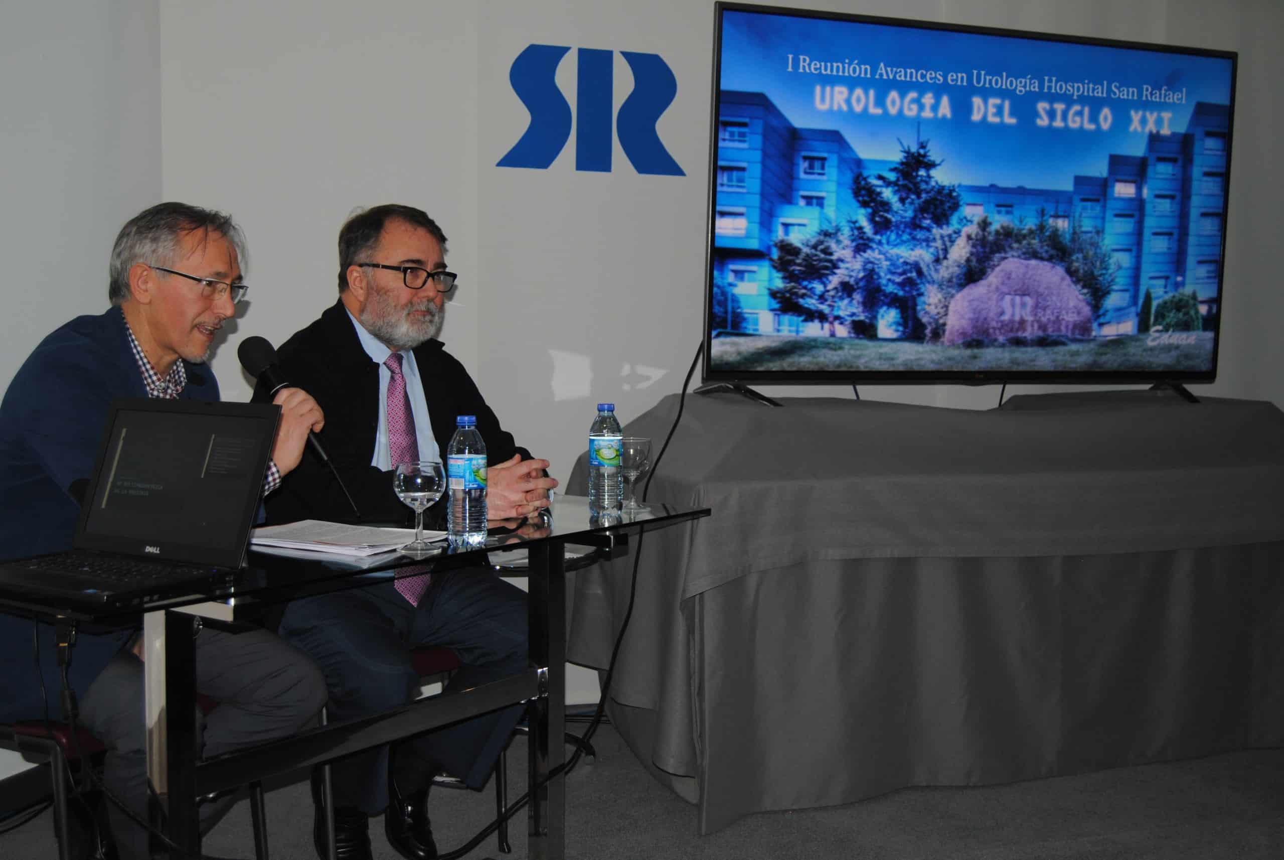 robot-da-Vinci-urología-San-Rafael-Coruña