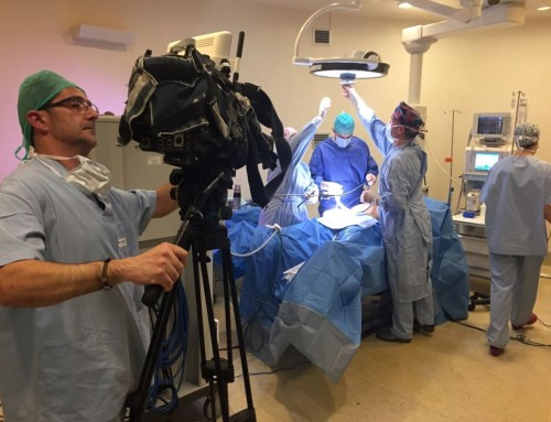 Cirugía robótica de próstata