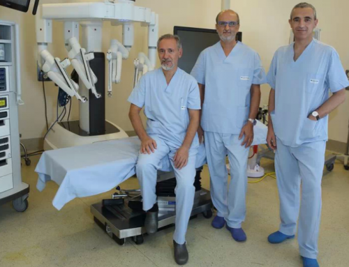 Medicina de vanguardia para el cáncer de próstata